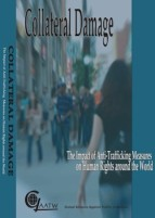 thumbnail of the Collateral Damage report cover