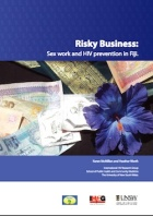 front cover of report - purple flower with bank notes