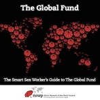 "front page of booklet titled ""The Smart Sex Worker's Guide to the Global Fund"""
