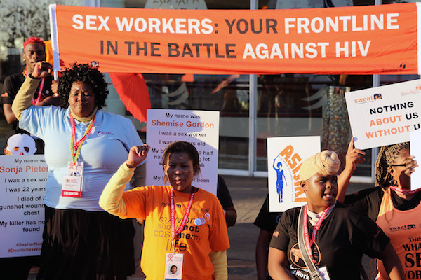 Sex workers: Your Frontline in the Battle Against HIV